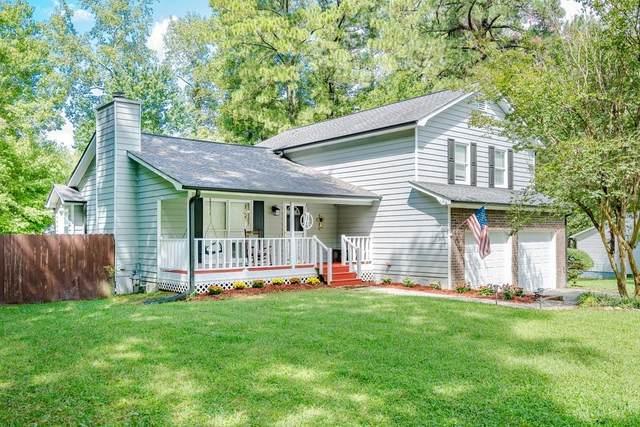 69 Seminole Drive, Dallas, GA 30157 (MLS #6948609) :: The Kroupa Team | Berkshire Hathaway HomeServices Georgia Properties