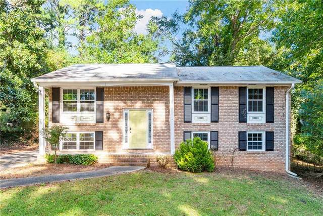 2821 Hollydale Court SW, Marietta, GA 30008 (MLS #6948621) :: Kennesaw Life Real Estate