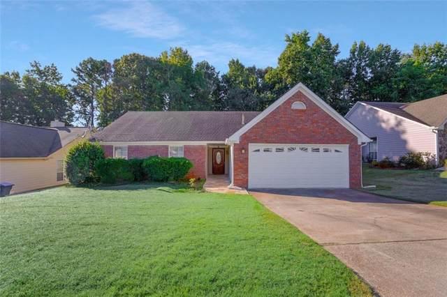 1390 Wheatfield Drive, Lawrenceville, GA 30043 (MLS #6948625) :: Todd Lemoine Team