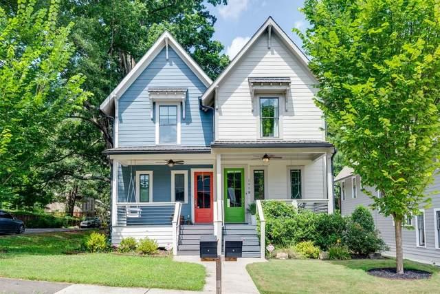 195 Stovall Street B, Atlanta, GA 30316 (MLS #6948627) :: Tonda Booker Real Estate Sales