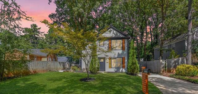 1248 Old Countryside Circle, Stone Mountain, GA 30083 (MLS #6948643) :: Charlie Ballard Real Estate