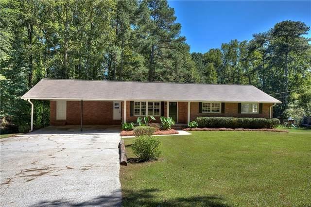 159 Parson Road, Dallas, GA 30157 (MLS #6948677) :: North Atlanta Home Team