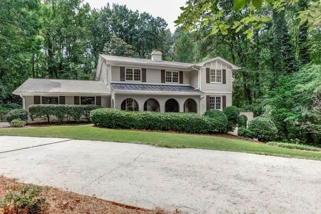 560 Coldstream Court, Atlanta, GA 30328 (MLS #6948686) :: Maria Sims Group