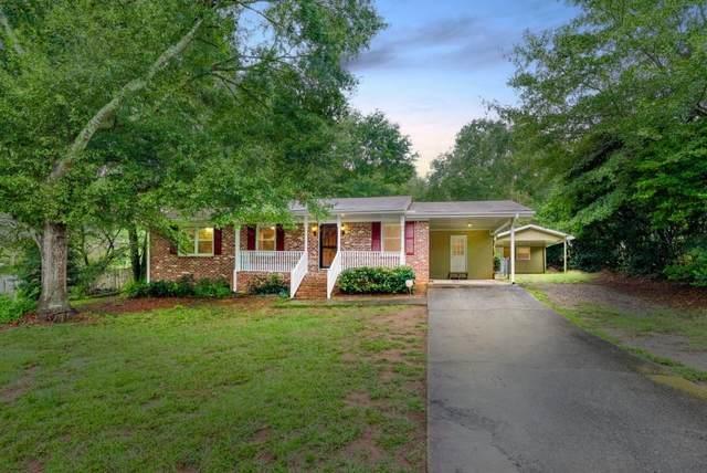 3115 Sunset Road, Conyers, GA 30094 (MLS #6948687) :: Atlanta Communities Real Estate Brokerage