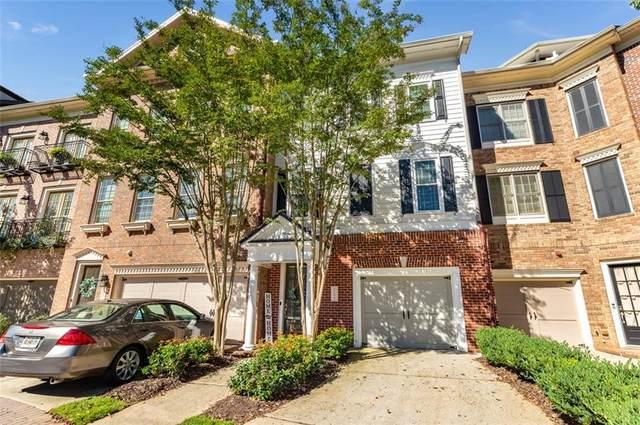 2206 Edgartown Lane, Smyrna, GA 30080 (MLS #6948695) :: Scott Fine Homes at Keller Williams First Atlanta