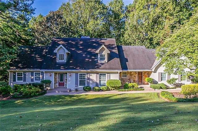 1702 E Gate Drive, Stone Mountain, GA 30087 (MLS #6948743) :: North Atlanta Home Team