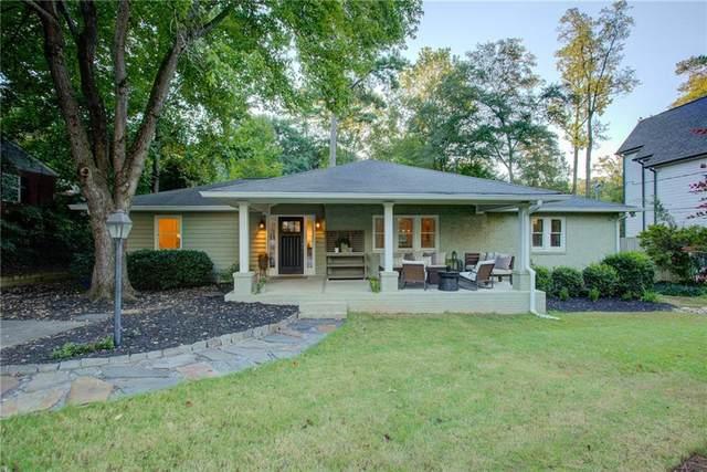 3259 Lee Street SE, Smyrna, GA 30080 (MLS #6948747) :: Atlanta Communities Real Estate Brokerage