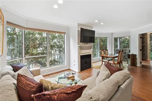244 13th Street NE #208, Atlanta, GA 30309 (MLS #6948756) :: Tonda Booker Real Estate Sales