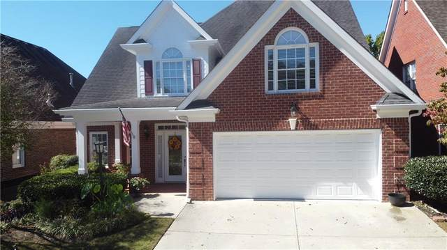 1915 Hickory Station Trail, Snellville, GA 30078 (MLS #6948764) :: Maria Sims Group