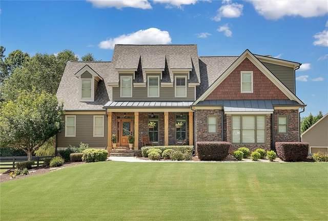 12 Lake Point Drive SE, Cartersville, GA 30121 (MLS #6948789) :: North Atlanta Home Team