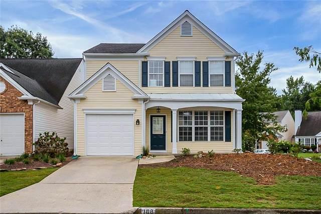 108 Devonshire Drive, Alpharetta, GA 30022 (MLS #6948797) :: North Atlanta Home Team