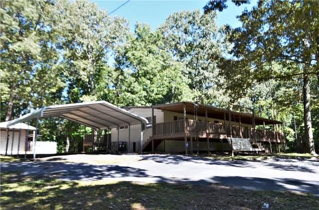 215 W Mcintosh Circle, Whitesburg, GA 30185 (MLS #6948809) :: Maria Sims Group