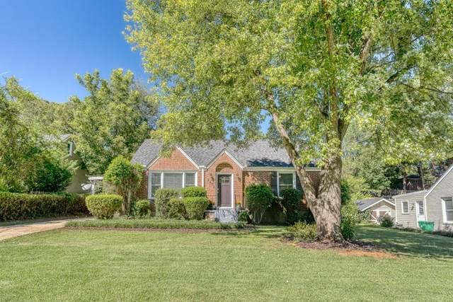 2432 Saint Patrick Street, Atlanta, GA 30317 (MLS #6948844) :: Scott Fine Homes at Keller Williams First Atlanta