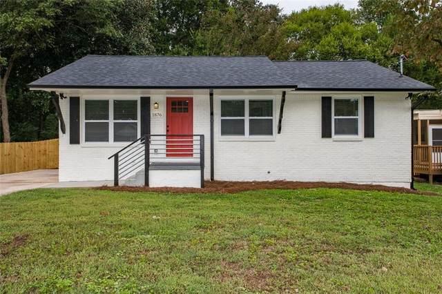 1876 Thomasville Drive SE, Atlanta, GA 30315 (MLS #6948849) :: The North Georgia Group