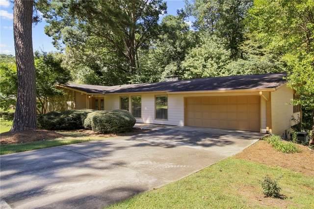 2060 Castleway Lane NE, Atlanta, GA 30345 (MLS #6948856) :: North Atlanta Home Team