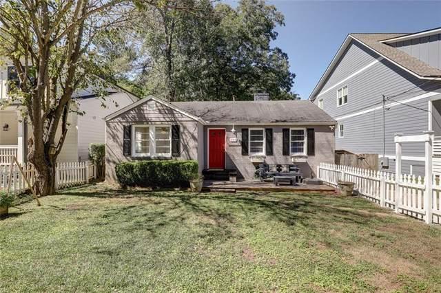 268 Sisson Avenue NE, Atlanta, GA 30317 (MLS #6948863) :: North Atlanta Home Team