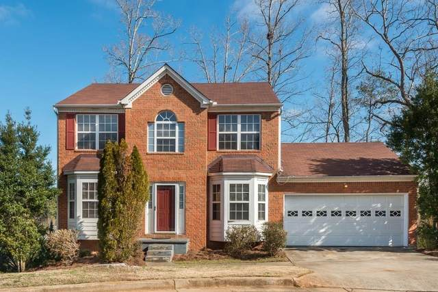 1157 School Side Drive, Lithonia, GA 30058 (MLS #6948889) :: North Atlanta Home Team