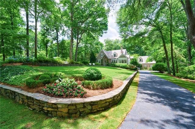 1574 Cave Road NW, Atlanta, GA 30327 (MLS #6948900) :: North Atlanta Home Team
