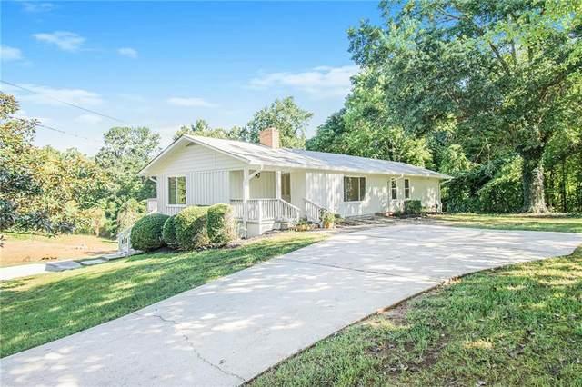 941 Lower Burris Road, Canton, GA 30114 (MLS #6948915) :: The Huffaker Group