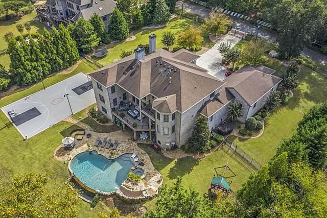 904 Carriage Path SE, Smyrna, GA 30082 (MLS #6948927) :: Scott Fine Homes at Keller Williams First Atlanta