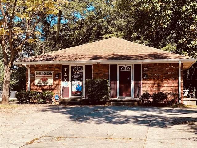1945 Washington Road, East Point, GA 30344 (MLS #6948929) :: Todd Lemoine Team