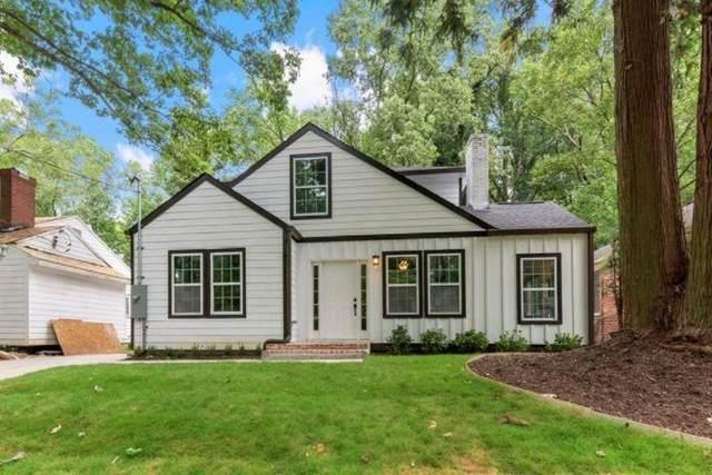 1741 Derry Avenue SW, Atlanta, GA 30310 (MLS #6948939) :: Lantern Real Estate Group
