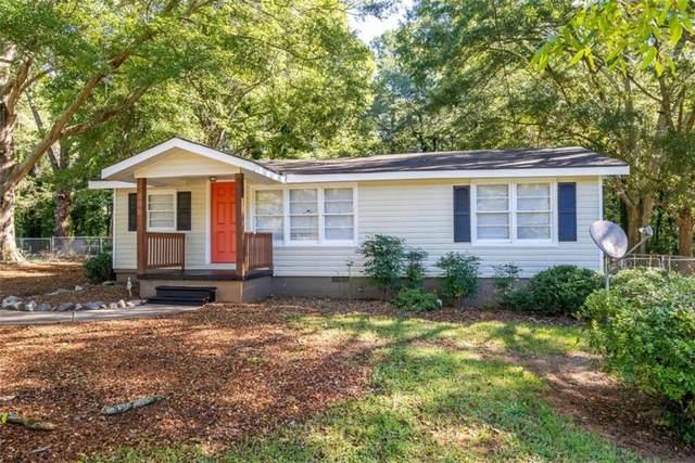 236 Carwood Drive, Monroe, GA 30655 (MLS #6948957) :: Path & Post Real Estate