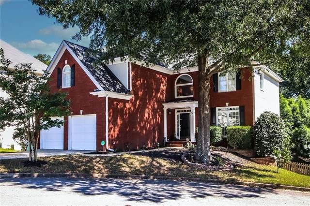 4509 Glenpointe Way SE, Smyrna, GA 30080 (MLS #6948958) :: Scott Fine Homes at Keller Williams First Atlanta