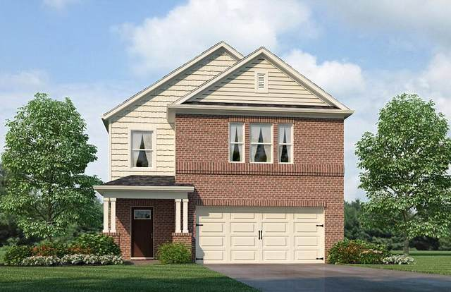 7880 Bleusparrow Drive, Fairburn, GA 30213 (MLS #6948961) :: RE/MAX One Stop