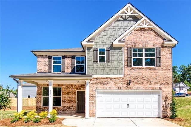 3606 Broadwick Lane, Stonecrest, GA 30038 (MLS #6948965) :: Scott Fine Homes at Keller Williams First Atlanta