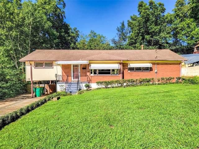 5585 Alder Drive, Forest Park, GA 30297 (MLS #6948993) :: Lantern Real Estate Group