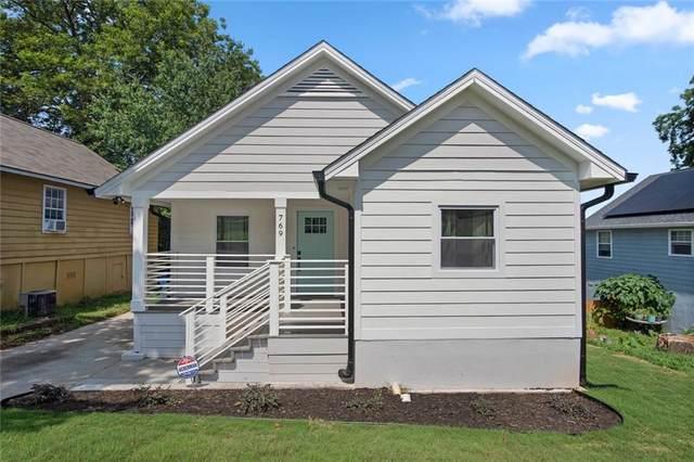 769 Grant Terrace SE, Atlanta, GA 30315 (MLS #6949016) :: The Huffaker Group