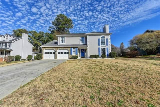 2040 Lakewood Trace, Grayson, GA 30017 (MLS #6949023) :: Atlanta Communities Real Estate Brokerage