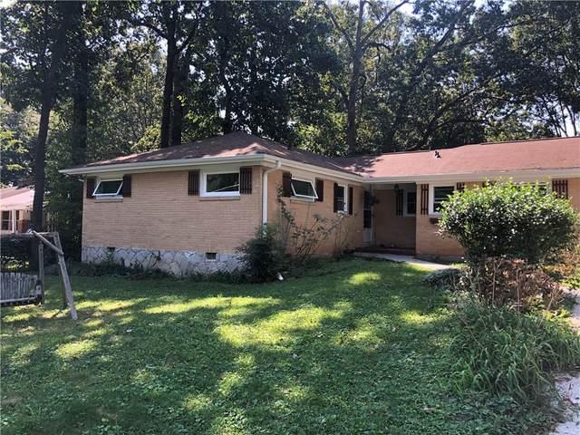 1321 Snapfinger Road, Decatur, GA 30032 (MLS #6949027) :: Thomas Ramon Realty
