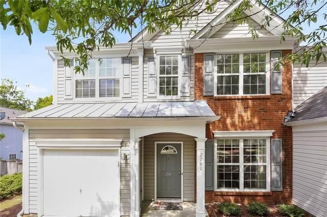 2741 Ashleigh Lane, Alpharetta, GA 30004 (MLS #6949045) :: North Atlanta Home Team