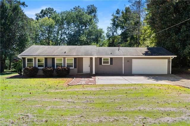 619 Hurt Road SW, Smyrna, GA 30082 (MLS #6949050) :: Dillard and Company Realty Group
