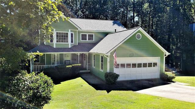 5223 Jay Creek Road, Oakwood, GA 30566 (MLS #6949059) :: North Atlanta Home Team