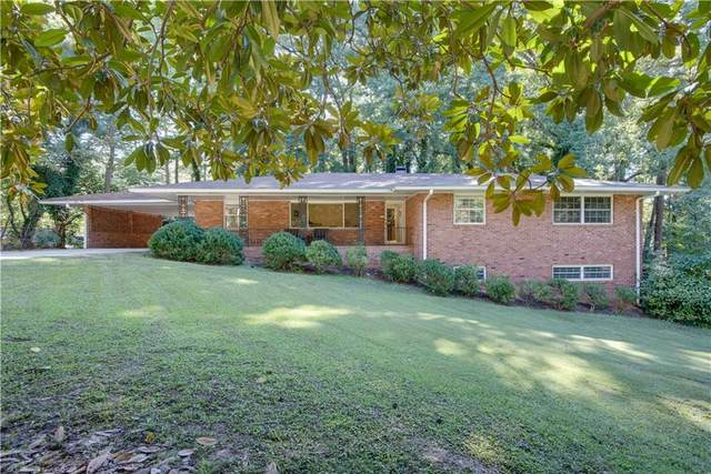 3324 Flowers Drive, College Park, GA 30337 (MLS #6949088) :: Path & Post Real Estate