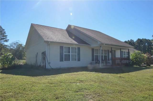 589 Hall Memorial Road NW, Calhoun, GA 30701 (MLS #6949104) :: Thomas Ramon Realty