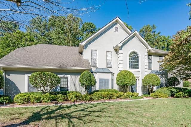 1445 Livingston Drive SW, Marietta, GA 30064 (MLS #6949142) :: North Atlanta Home Team