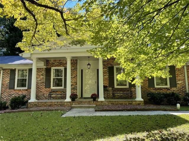 3154 Barkside Court, Atlanta, GA 30341 (MLS #6949146) :: Scott Fine Homes at Keller Williams First Atlanta
