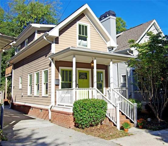 18 Howell Street NE, Atlanta, GA 30312 (MLS #6949161) :: North Atlanta Home Team