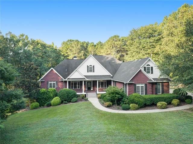 165 Lake Horton Landing Drive, Fayetteville, GA 30215 (MLS #6949201) :: Charlie Ballard Real Estate