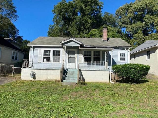 124 Scott Street NW, Atlanta, GA 30314 (MLS #6949232) :: Lantern Real Estate Group