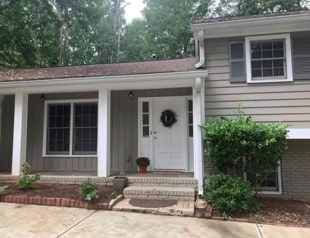 7150 Dunhill Terrace, Sandy Springs, GA 30328 (MLS #6949234) :: Scott Fine Homes at Keller Williams First Atlanta