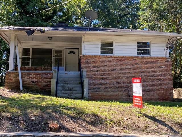 1452 Eason Street NW, Atlanta, GA 30314 (MLS #6949241) :: North Atlanta Home Team