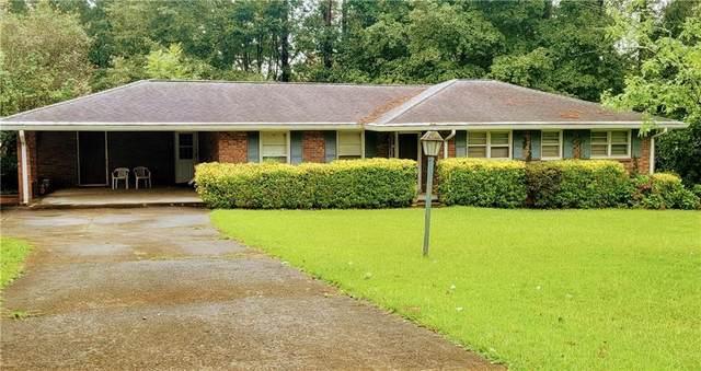 1332 Yates Avenue, Austell, GA 30106 (MLS #6949258) :: No Place Like Home Georgialina