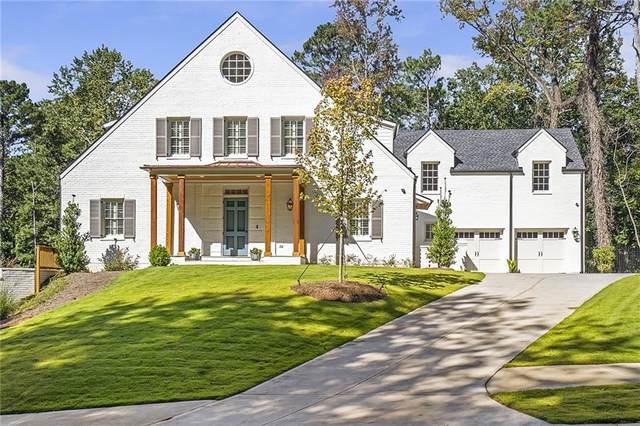 5220 Timber Trail S, Sandy Springs, GA 30342 (MLS #6949283) :: Lantern Real Estate Group