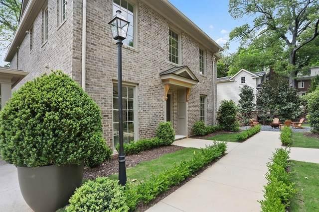 1626#A Clifton Terrace NE, Atlanta, GA 30307 (MLS #6949312) :: Charlie Ballard Real Estate