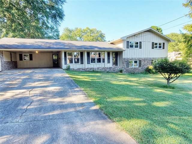 5145 Apollo Lane SW, Lilburn, GA 30047 (MLS #6949313) :: Charlie Ballard Real Estate